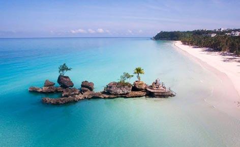 美麗重生後的亞洲最美沙灘.長灘島