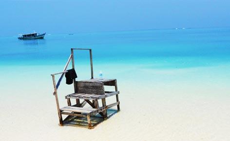 【純粹。渡假】沙巴~驚豔美人魚島
